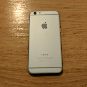 iPhone 6 (16GB, Rogers/Chatr)