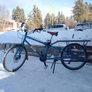 Yuba Mundo cargo utility bike