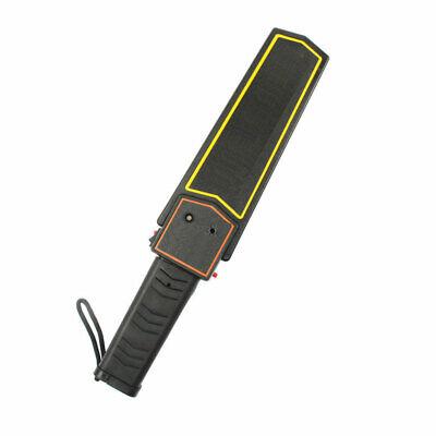Handheld Metal Detector Portable Security Scanner Wand Airport Scan NEW US - Metal Detector Wand