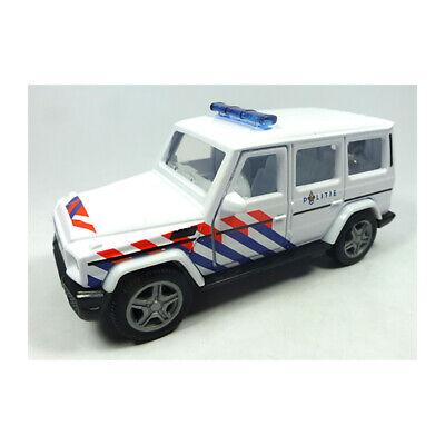 Spielzeug Siku 2308 Super Mercedes-amg G65 Bundespolizei 1:50 Rennauto Modellauto Neu Blechspielzeug