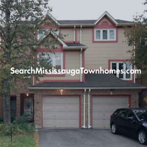 Renovated 3 bdrm Townhouse, Finished basement, Open Concept,
