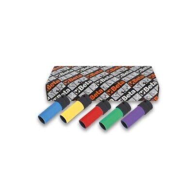 BETA 720LC/S5 - Juego 5 llaves vaso impacto 1/2