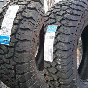 NEW AMP tires