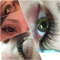 eyelash extensions classic and volume - LASHTASTICS by Lori