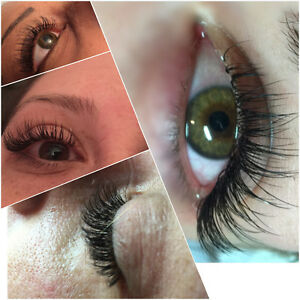 eyelash extensions classic and volume - LASHTASTICS by Lori Regina Regina Area image 1