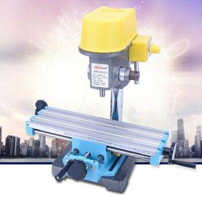 Mini Precision Milling Machine Vise Worktable Drill Vise Fixture Multifunctional