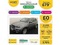 BMW X5 FROM £79 PER WEEK!