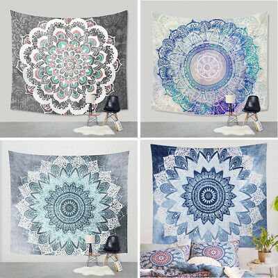 Tapestry wall hanging hippie cheap Polyester Pattern Blanket Hippie Home Decor - Cheap Hippie Decor