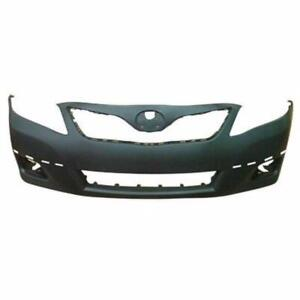 New Painted 2010 2011 Toyota Camry Front Bumper & FREE shipping