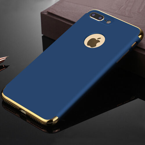 For iPhone X 6 6S 7 8 iPhone8 Plus Case Shockproof Ultra Thin Hybrid Hard Cover