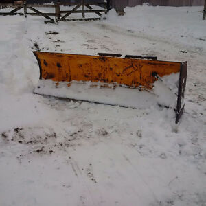 Fisher Snow Plow