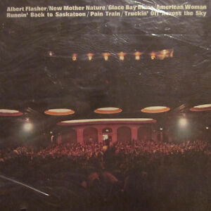 The GUESS WHO Vinyl LP 1972 LIVE at the Paramount *AMAZING Kitchener / Waterloo Kitchener Area image 2