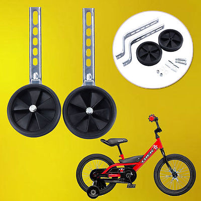 "SUNLITE Heavy Duty XL Training Wheels 14-20/"" Bike Bicycle Support Balance NEW!"