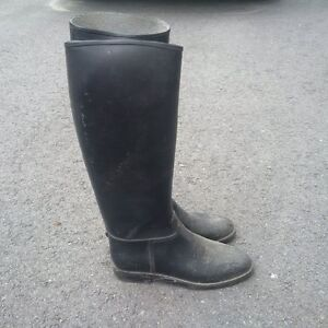 SIZE 7 HORSE RIDING BOOTS
