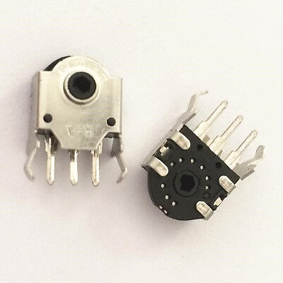 10x Mouse Encoder Wheel Encoder Repair Parts Switch 7mm0.27