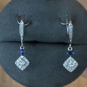 vera wang love collection diamond earrings