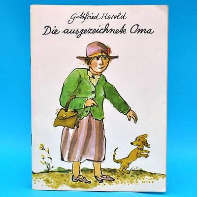 DDR | Die ausgezeichnete Oma | Gottfried Herold | Volk und Wissen 1988