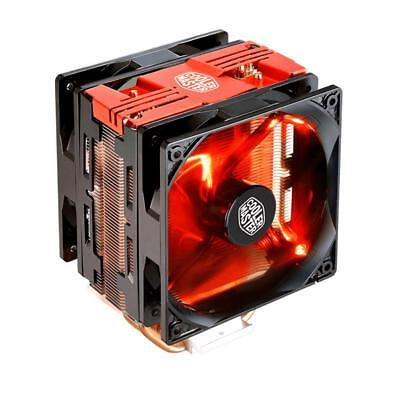 Cooler Master | Hyper 212 LED Turbo Red/Rot Cover 120 mm PWM-Lüfter