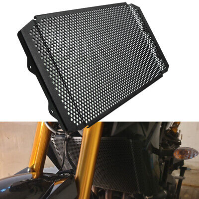 Black Radiator Grill Guard Protector For Yamaha XSR 900 XSR900 2016 2017 2018 UK