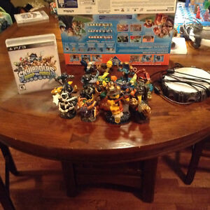 Skylanders for PS 3 $200 for everything