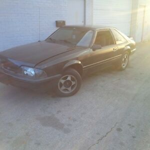 parting out 1987 mustang 5.0L 5spd