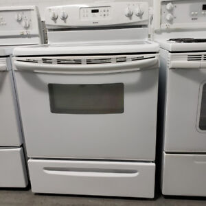 STOVE KENMORE MOD 970-606020 WHITE WITH WARRANTY!