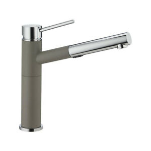Blanco 401327 Alta Pull Out Spray Kitchen Faucet