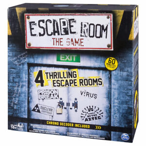 Brand New Sealed - Escape Room the Game - Board Game