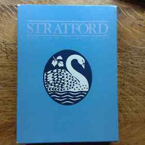 Stratford The First 30 Years by John Pettigrew and Jamie Portman