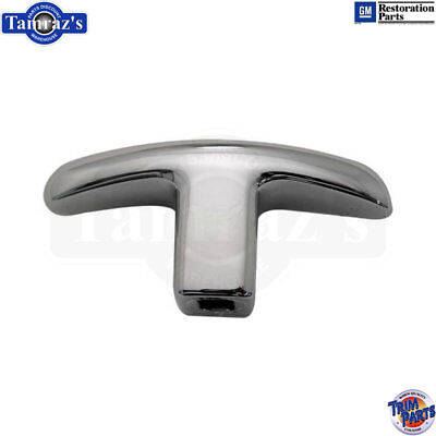Bucket Seat Trim Parts - 62-64 Impala SS Bucket Seat Adjuster Knob Grab Handle - Trim Parts Brand EACH