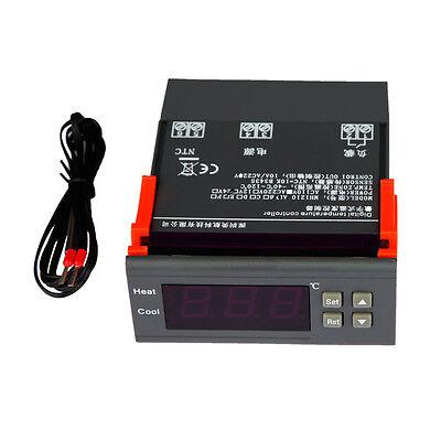 AC DC 12V Temperaturregler Thermostat Temperatur Regler -40-120°C Controller
