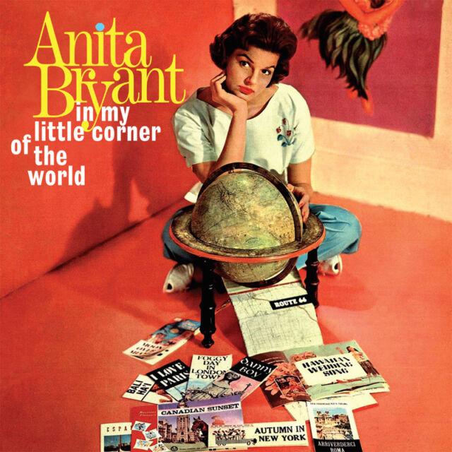Anita Bryant – In My Little Corner Of The World CD