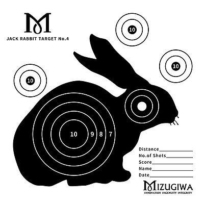 15cm Animal Paper Air Rifle Pistol Gun BB Airsoft Shooting Practice Target 25PCS - Paper Animal Targets