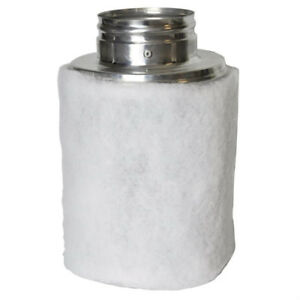 """Small & Efficient 4"""" Carbon Filter by Mountain Air @BUSTAN.CA"""