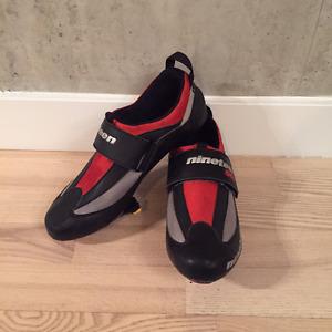 Nineteen SC1 Triathlon Road Cycling Shoes