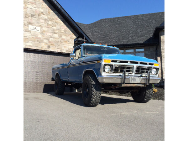 Used 1977 Ford F-250