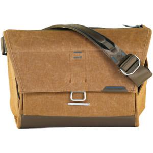 """Peak DesignEveryday Messenger 15"""" Camera Bag V1 Heritage Tan"""