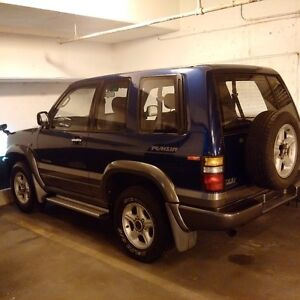 1998 Isuzu Other Bighorn Plaisir SUV, Crossover