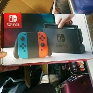 Switch 3 jeux