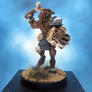Painted-Ral-Partha-Crucible-Miniature-Tauren-Musician