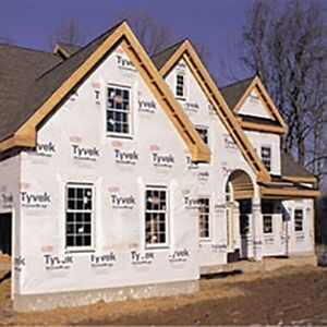 TYVEK HOUSE WRAPPING SERVICES--Toronto and Surroundings