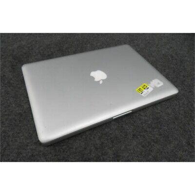 "Apple MacBook Pro 13"" Laptop i5 2.5GHz 4GB 500GB DVD-RW Mac OS 10.14 A1278"