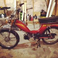 1979 Indian Moped