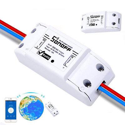 eBay - Sonoff Smart WiFi Wireless Home Switch Module