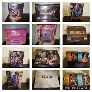 Anime and other figures for sell !!