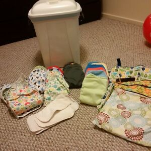 HUGE Cloth Diaper Lot - everything you need!