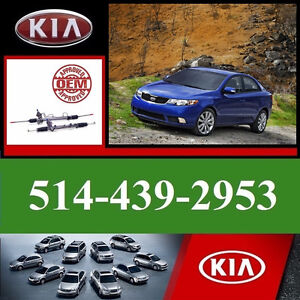 Kia Forte ► Rack and Pinion • Crémaillère (OEM)