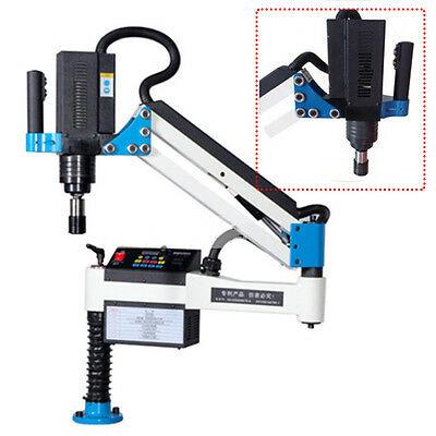 220v Universal Flexible Arm Electric Tapping Machine 360 Angle Tapping M3-m30