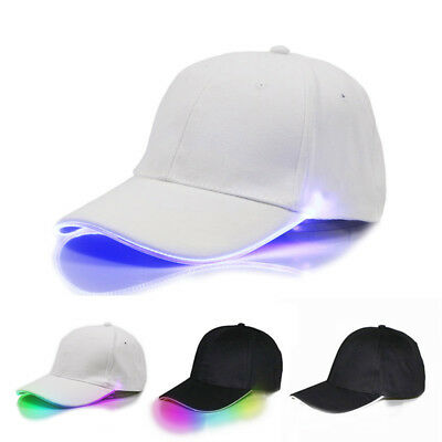 Hat With Light (Unisex Outdoor Adjustable Baseball Cap Hat Fishing Camping Hiking with LED)