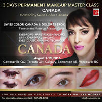 3 Days Microblading-Permanent Makeup Master Class